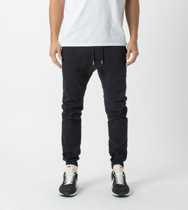 Sureshot Denim Jogger Black Wash - Mr. Derk Apparel Ltd.