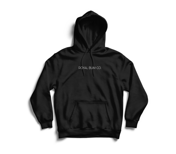 Symbol of Change Hoodie (Metallic Black)