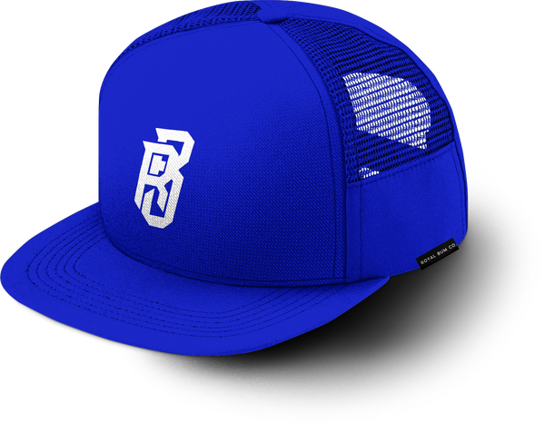 I-20 Trucker Hat (Royal Blue)