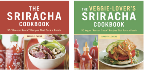 Sriracha Cookbooks