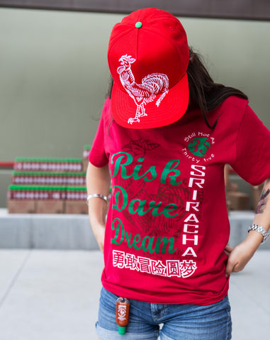 Sriracha Rooster Hat Gift