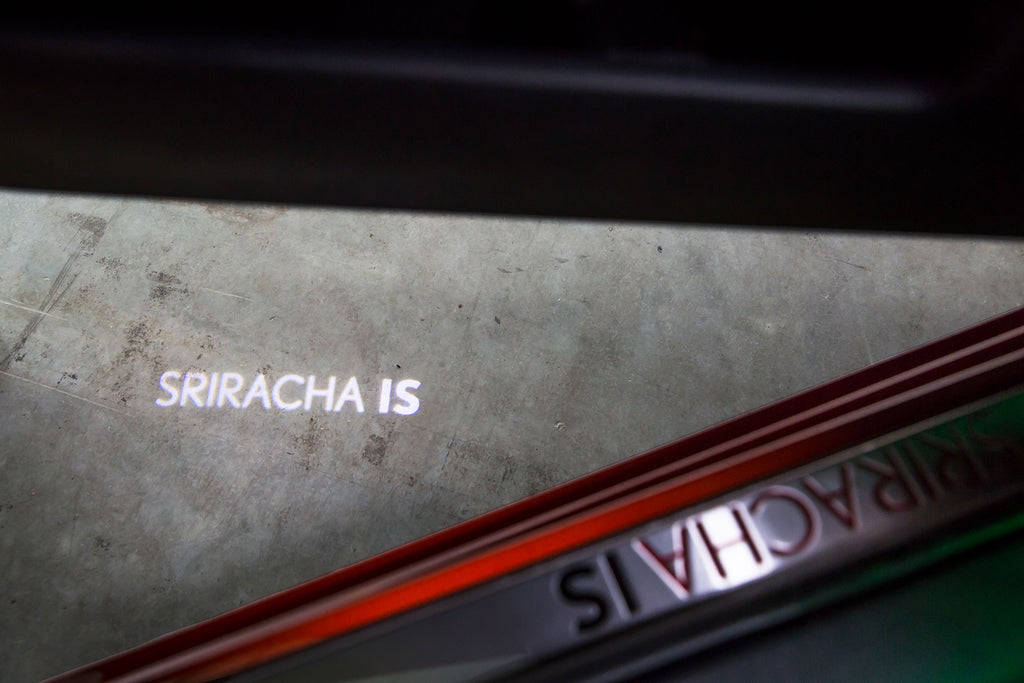 Lexus Sriracha IS Light