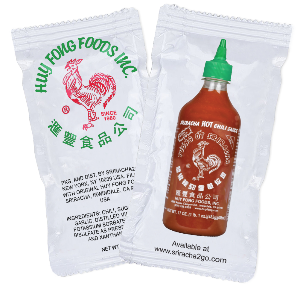 Sriracha Accessories For Hot Sauce Lovers | Sriracha2Go