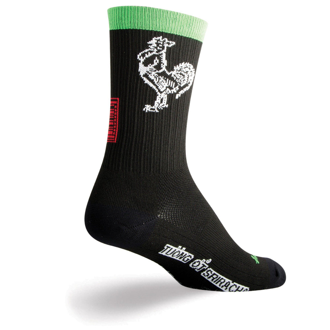 Apparel - High Performance Sriracha Socks