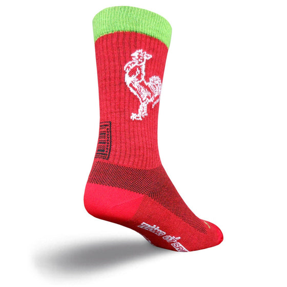 Apparel - Sriracha Hot Socks