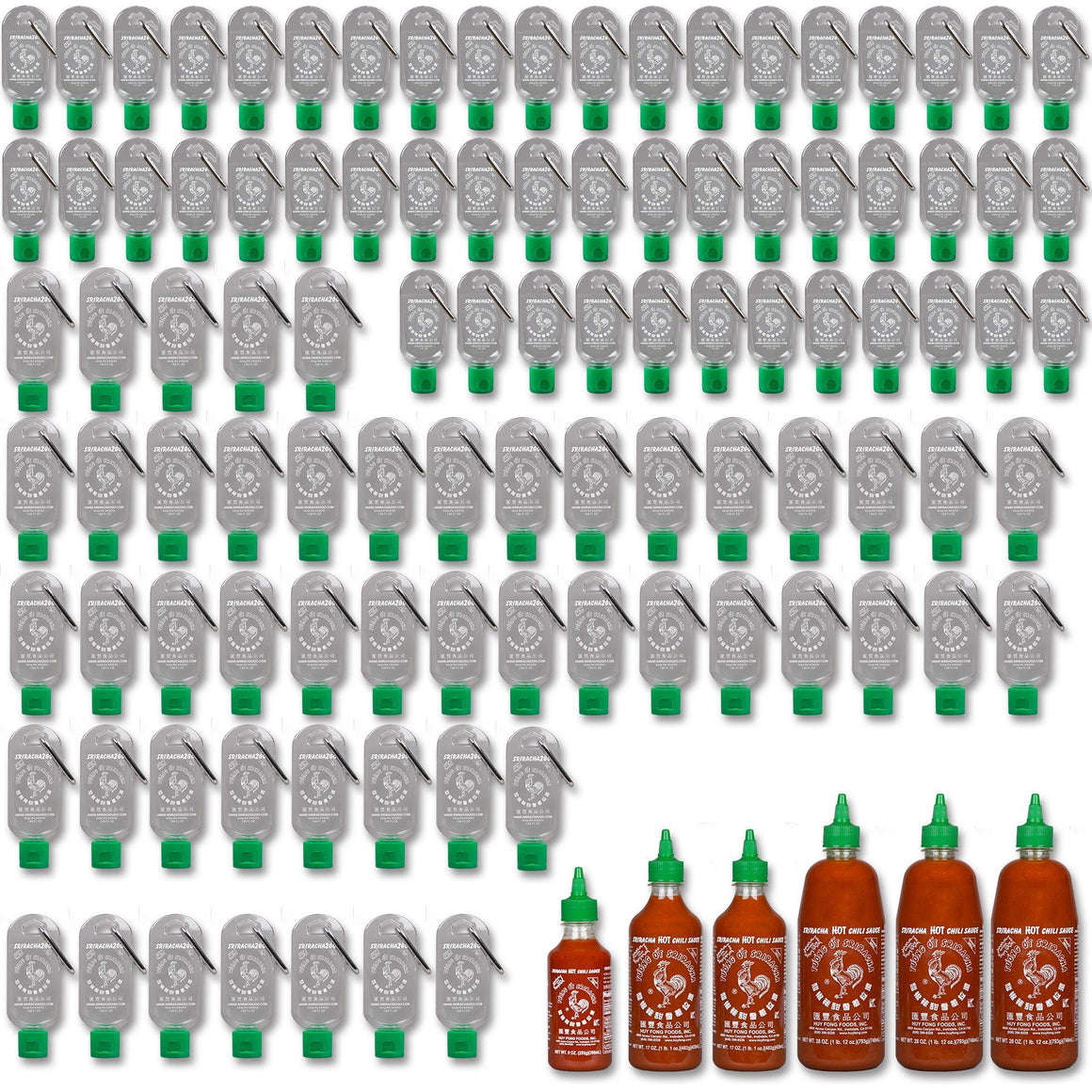 Bundles - Holy *#@%! That's Alotta Sriracha!