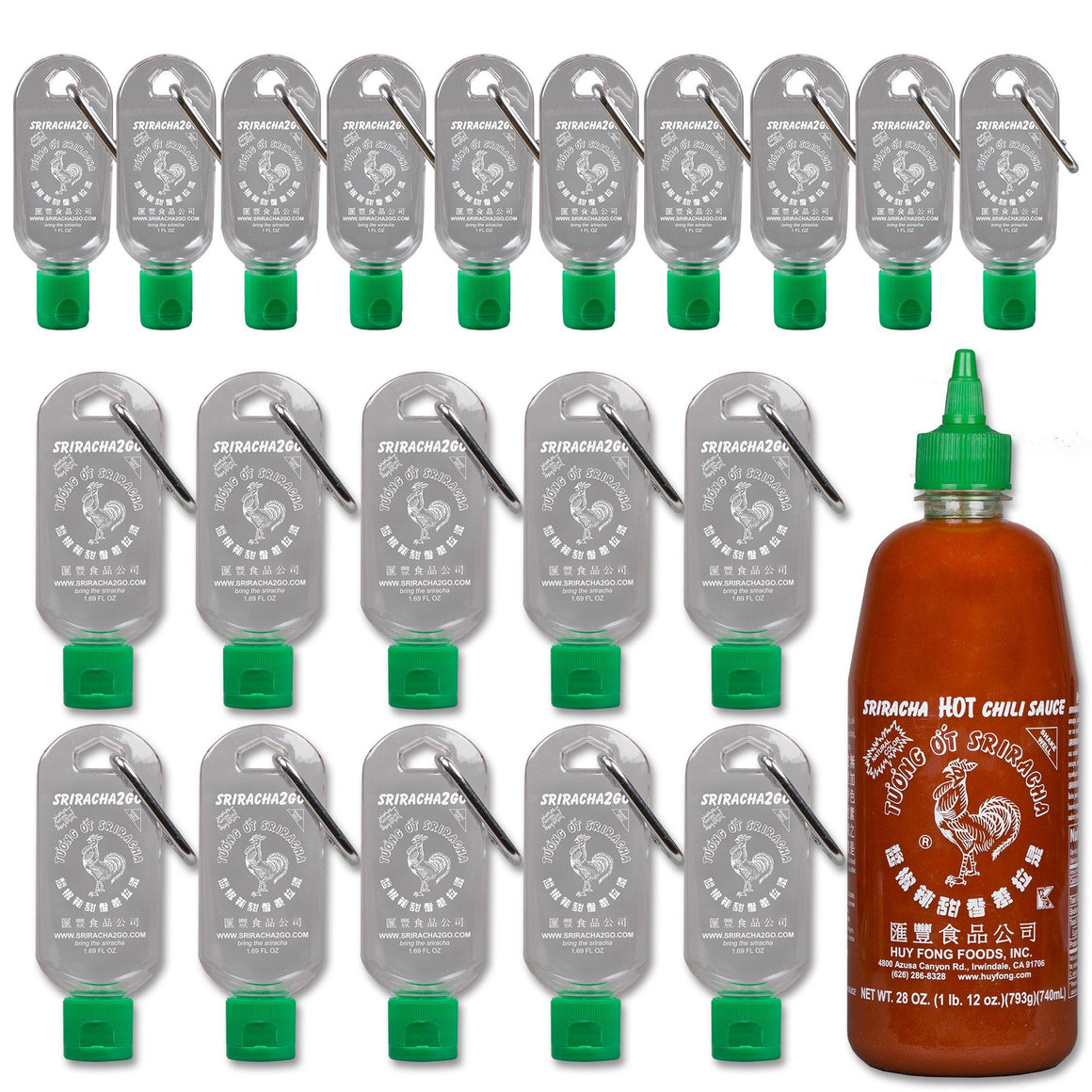 Bundles - Sriracha For The Whole Crew