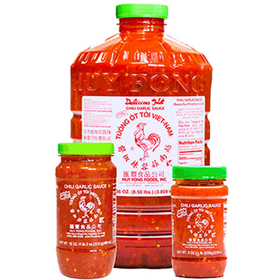 Food - Huy Fong Chili Garlic Sauce