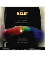 GEORGES BIZET CD  San Francisco Ballet Orchestra