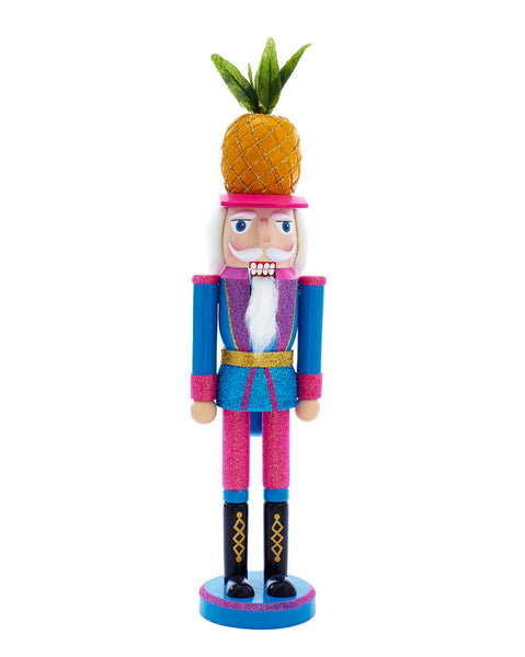 "15"" Pineapple Nutcracker"
