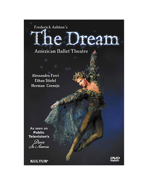 THE DREAM DVD