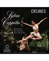 SYLVIA AND COPPÉLIA CD San Francisco Ballet Orchestra
