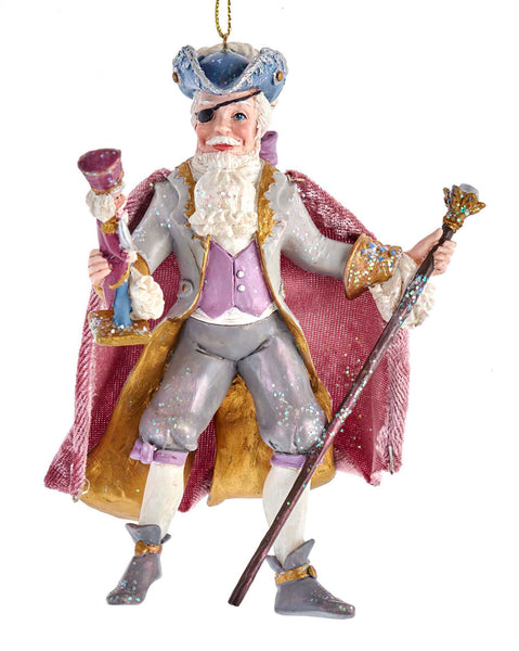 Nutcracker Drosselmeyer Ornament