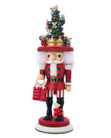 "18"" 'Twas The Night Before Christmas Mouse Nutcracker"