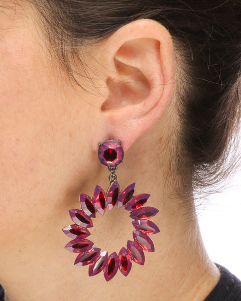 LOVELY, LIGHTWEIGHT EARRINGS