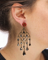 GORGEOUS, DELICATE EARRINGS
