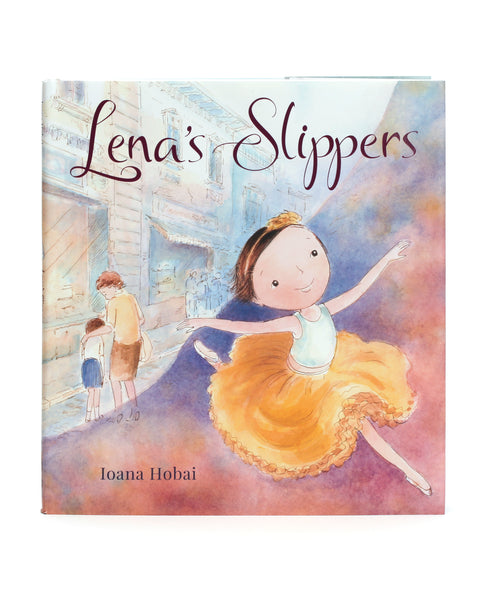 LENA'S SLIPPERS