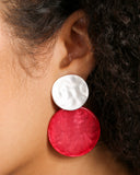 LIGHTWEIGHT CLIP EARRINGS