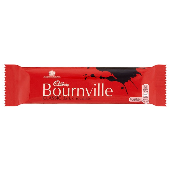 Cadbury Bournville Std, Case of 36