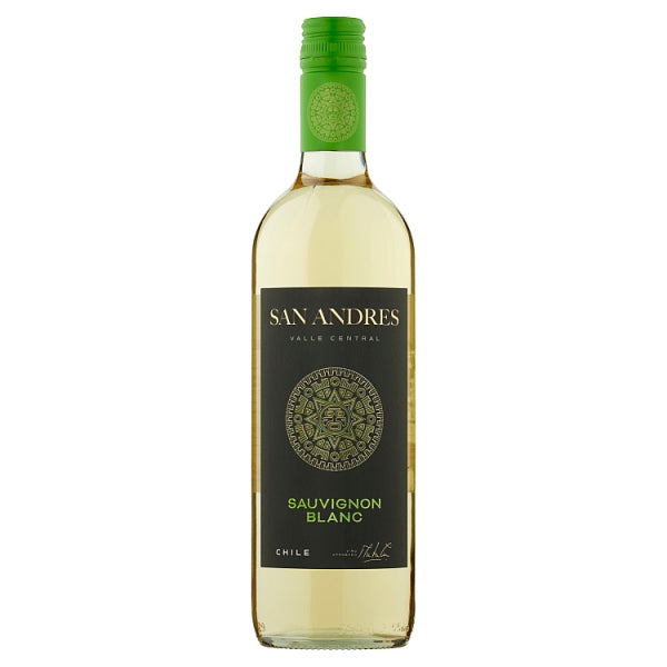 San Andres Sauvignon Blanc 75cl, Case of 6
