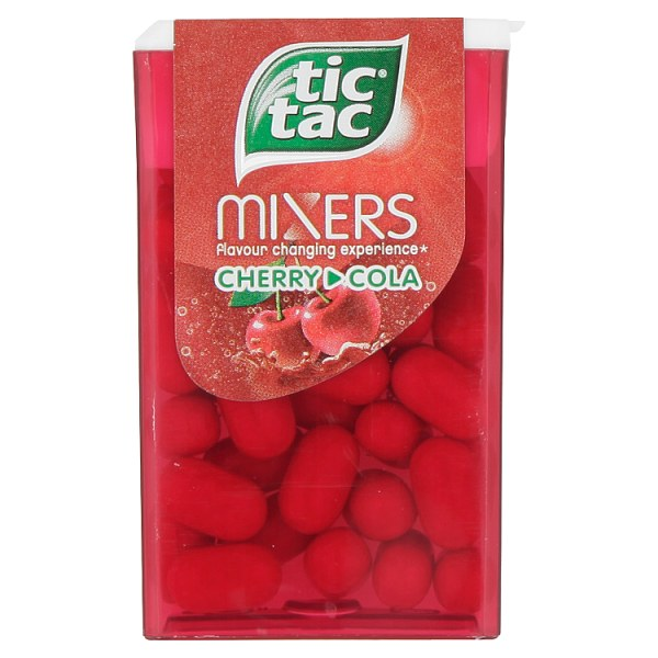 Tic Tac Cherry Cola, Case of 144