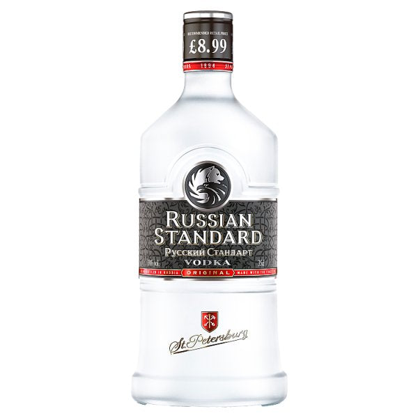 Russian Standard Original Vodka 35cl, Case of 6