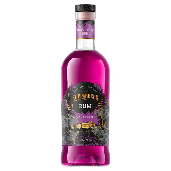 Kopparberg Dark Fruit Rum 70cl