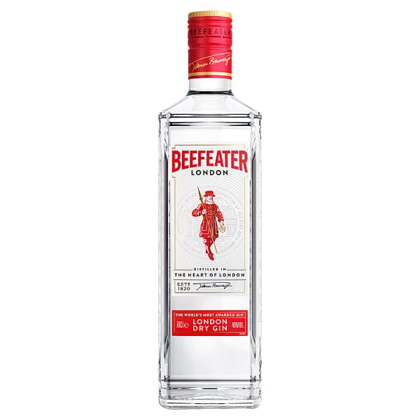Beefeater London Dry Gin 70cl, Case of 6