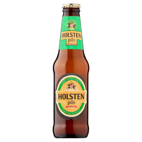 Holsten Pils Lager 275ml, Case of 24