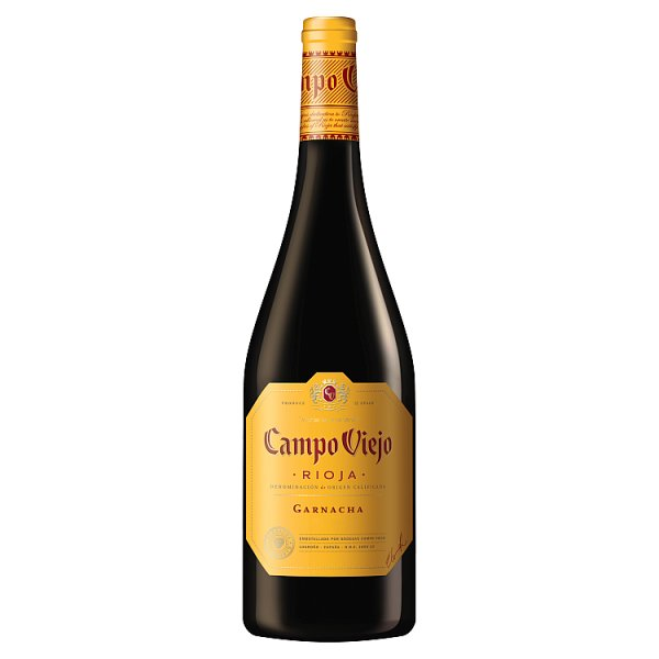 Campo Viejo Rioja Garnacha 750ml, Case of 6