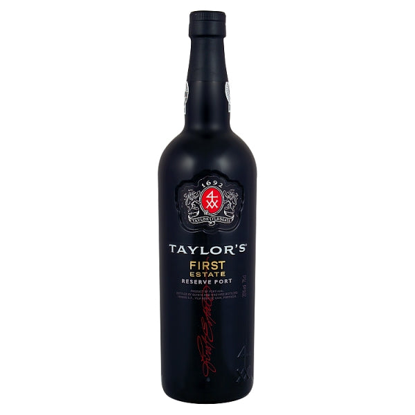 Taylor's First Estate Reserve Port 75cl, Case of 6