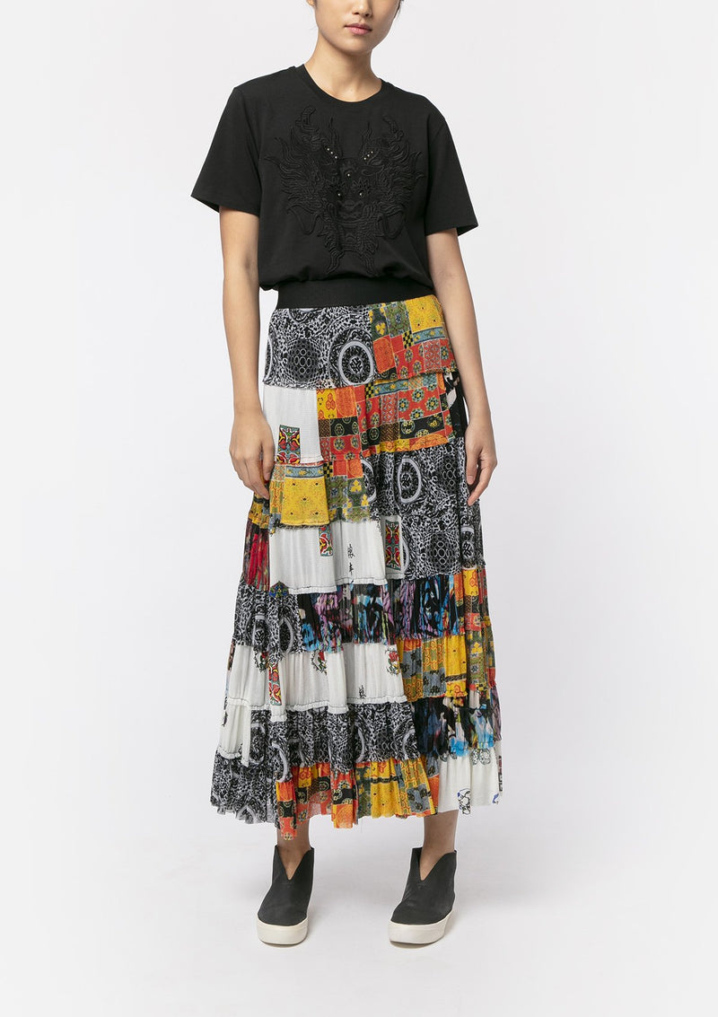 SUSTAINABLE PROJECT SKIRT