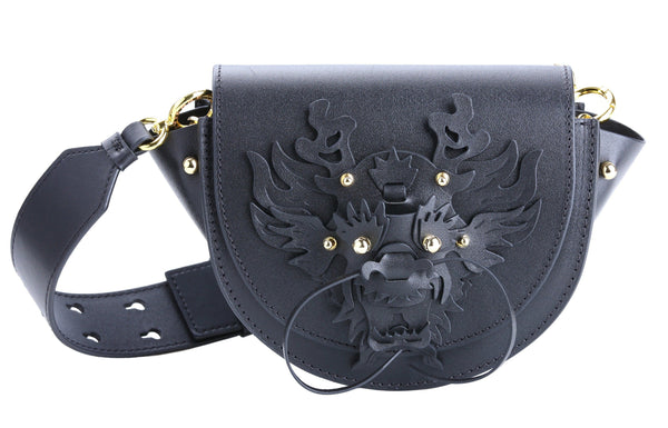 BLACK DRAGON BAG MINI