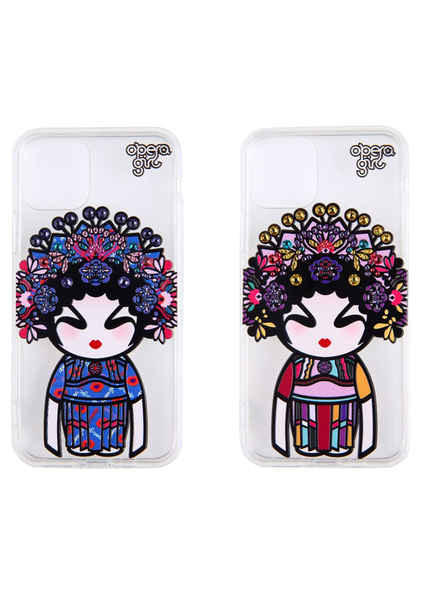OPERA GIRL IPHONE CASE