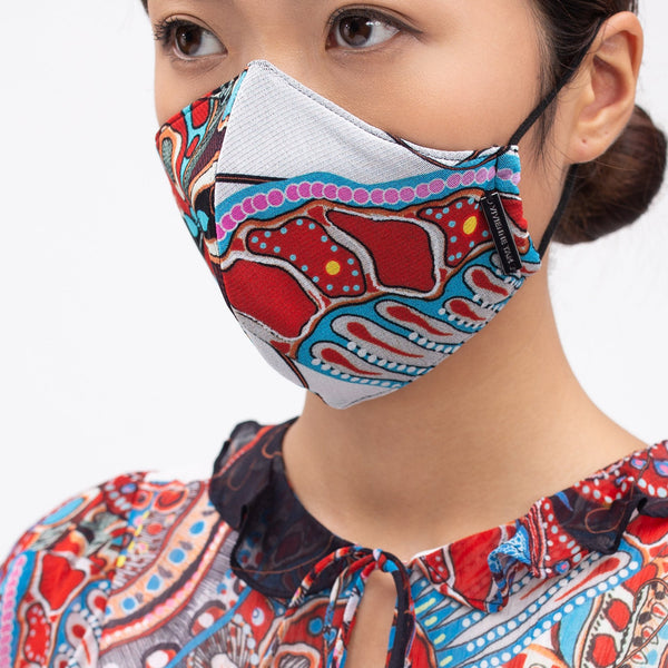 BUTTERFLY REUSABLE PROTECTIVE FACE MASK