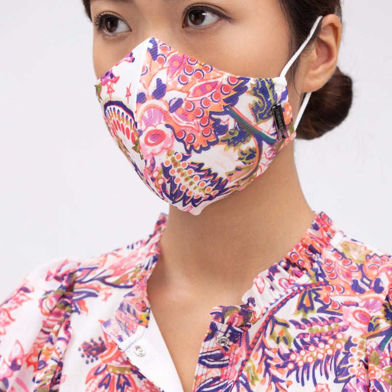 STAR FLORAL REUSABLE PROTECTIVE FACE MASK