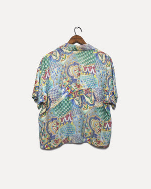 Retro Party Shirt | 10-14