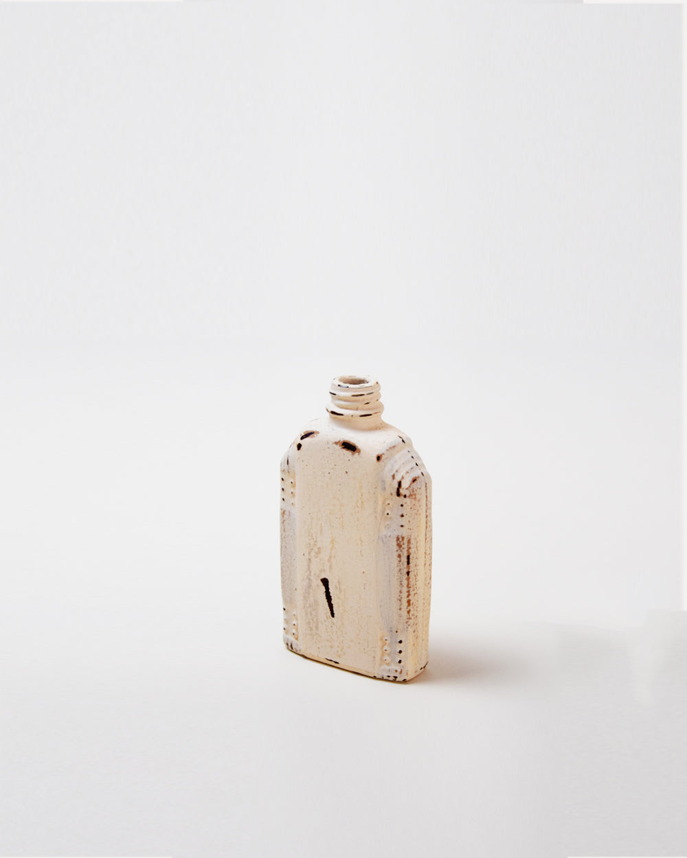 Distressed Vintage Medicine Bottle
