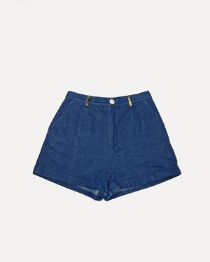 Kinki Gerlinki Denim Shorts | 8-10