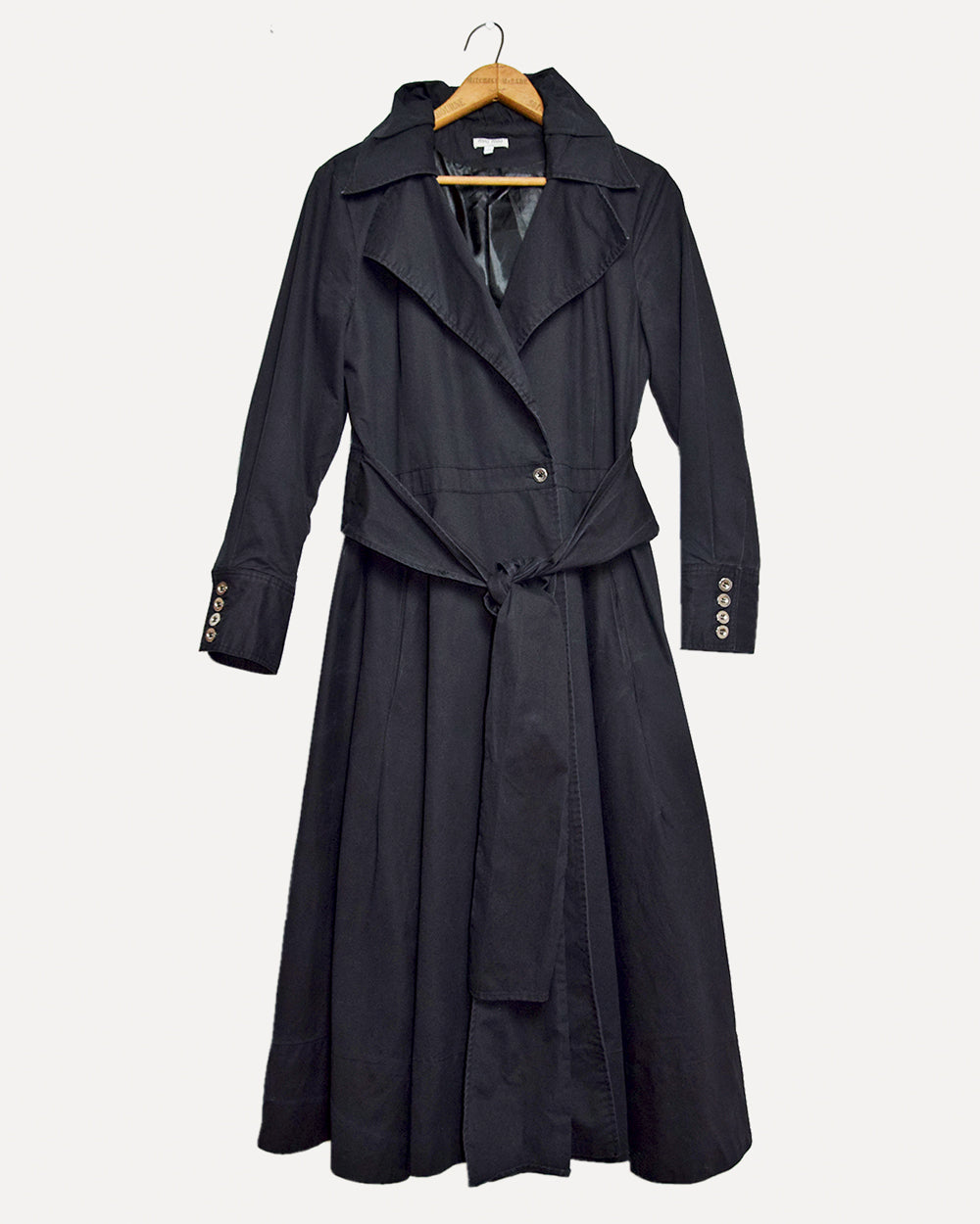 Mui Mui Trench Coat | 40
