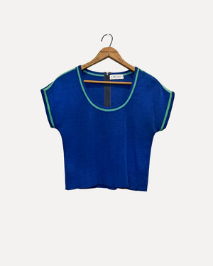 Spinelli Vintage Knitted Top | 10