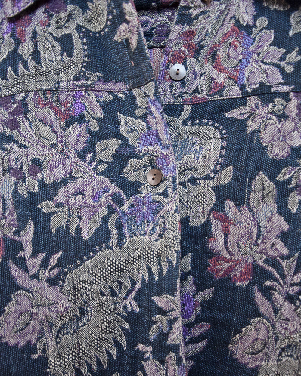 Indian Rose Brocade Jacket | 12