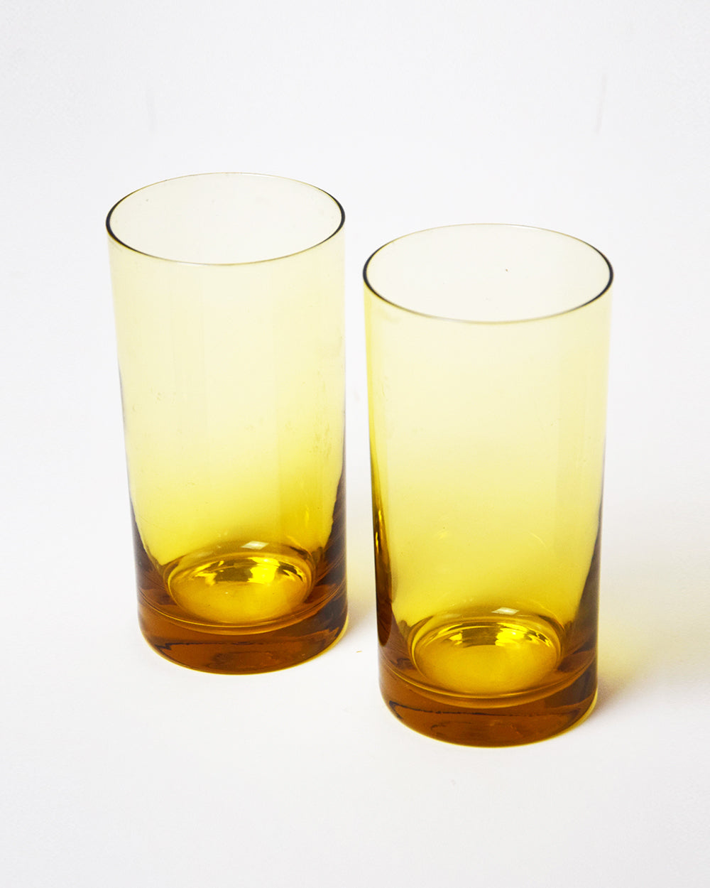 Pair of Yellow Glasses