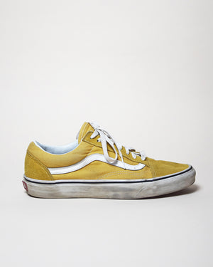 Yellow Suede Vans | EU 43