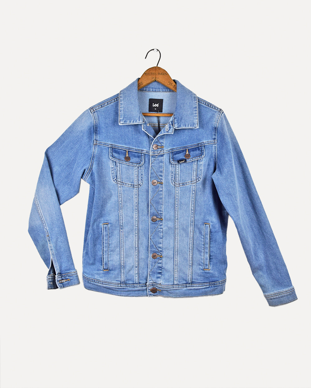 Lee Boyfriend Denim Jacket (NEW!) | 10