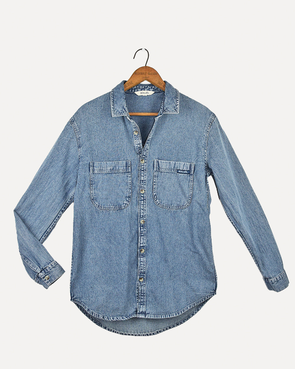 Rolla's Denim Shirt | 8-10
