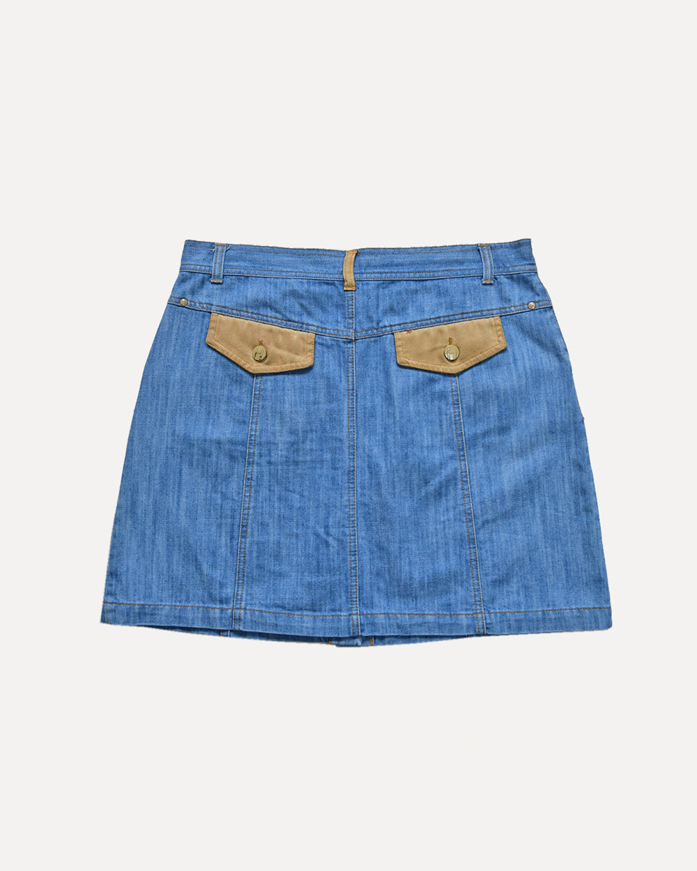Henry Holland Denim Skirt | 14