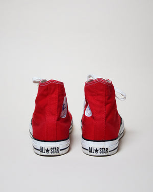 Red Hi Top Converse | EU 41.5