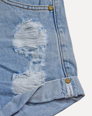 One Teaspoon Denim Shorts | XXS
