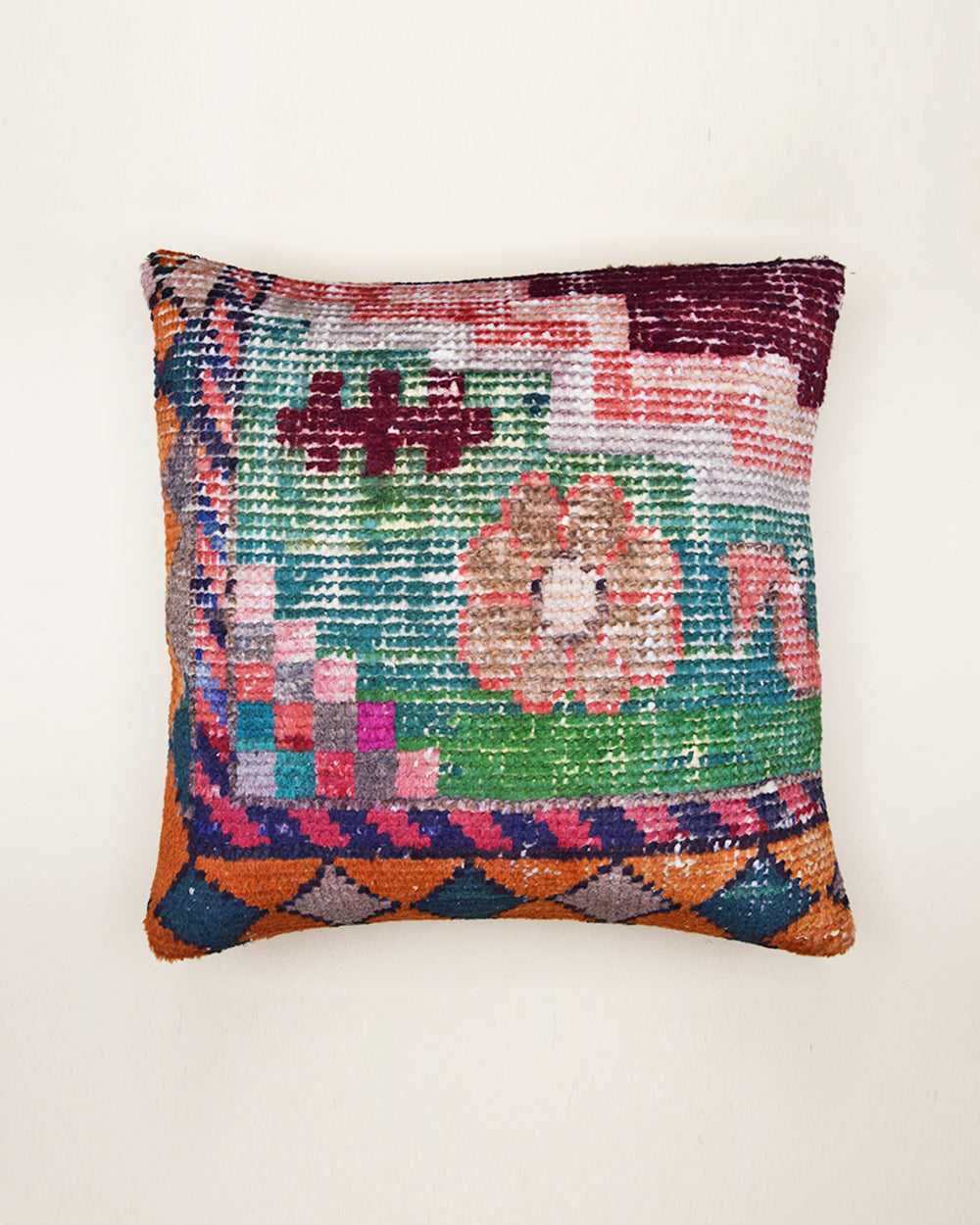 Rug Cushion Cover No. 2